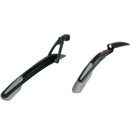 "SKS Shockblade & X-Blade Mud Guard Set 26/27.5"" grey/black"